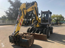 Wacker Neuson 9503 used wheel excavator