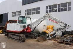 Mini-escavadora Takeuchi TB 175