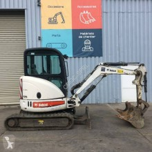 Mini pelle occasion Bobcat 425