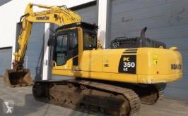 Komatsu track excavator PC350LC8