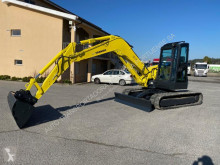 Yanmar VIO 75 used mini excavator