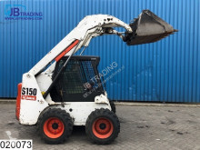 Bobcat S 150 36 KW, 2194 Hours, Bucket 1,53 mtr used mini loader