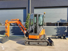 Mini pelle occasion Hitachi ZX 22 U-2 CLR