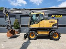 Excavadora excavadora de ruedas Volvo EW 160 C