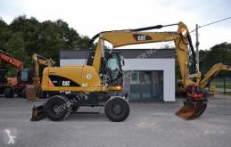 Excavadora excavadora de ruedas Caterpillar 313D