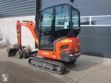 Excavadora Kubota KX019-4 2019 miniexcavadora usada