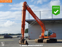 Doosan DX225 excavator pe şenile second-hand
