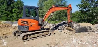 Excavadora Kubota U48-4 miniexcavadora usada