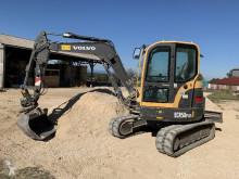 Volvo ECR58+ mini escavatore usato