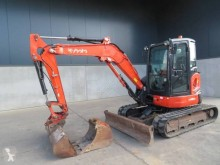 Kubota mini-excavator second-hand