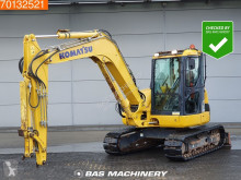 Komatsu PC80MR 3 mini-excavator second-hand