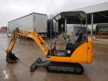 Bobcat E 14 used mini excavator