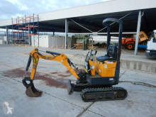 Bobcat E 08 used mini excavator