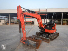 Kubota U35-3 tweedehands mini-graafmachine