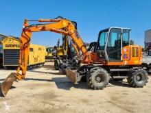 Excavadora Fiat Kobelco EX 95 WT Allradlenkung excavadora de ruedas usada