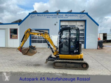 Excavadora miniexcavadora Caterpillar 302.7 Minibagger Stürzschild 2,9 Tonnen