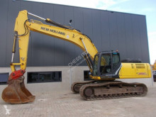 New Holland E 385 C LC excavator pe şenile second-hand