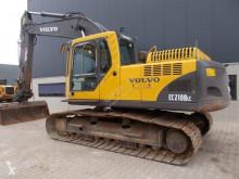 Excavadora Volvo EC210BLC excavadora de cadenas usada