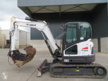 Bobcat E 62 used mini excavator