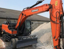 Doosan DX 190W-5 used wheel excavator