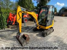 JCB 8018 excavator pe şenile second-hand