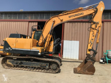 Hyundai ROBEX 140 LC9-A used track excavator
