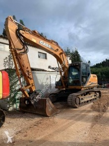 Case CX180B used track excavator