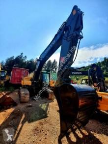 Excavadora Volvo EC240 CNL excavadora de cadenas usada