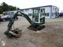 Terex TC 20 hydr. FW SW + GL + TL used mini excavator