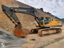 Escavadora Volvo EC460 LC escavadora de lagartas usada
