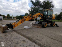 Excavadora excavadora de ruedas JCB JS145W
