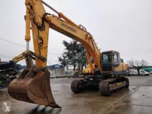 Hyundai R 380 NLC-9A used track excavator