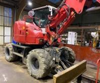 Excavadora Komatsu PW118MR-8 excavadora de ruedas usada
