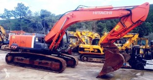Hitachi ZX280LCN-3 pelle sur chenilles occasion
