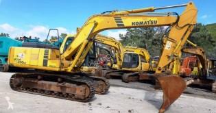 Excavadora Komatsu PC200-6 PC200EN-6K excavadora de cadenas usada