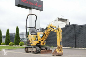 Yanmar SV 08 / MINI-DIGGER / 1400 MTH / 2015 YEAR / mini pelle occasion