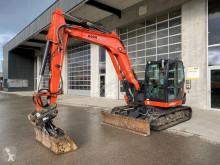Excavator Kubota KX080-4 GL second-hand