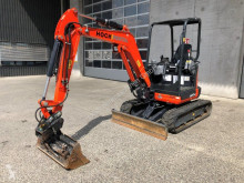Escavadora Kubota U27-4 HGL - HIGH SPEC mini-escavadora usada