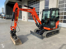 Kubota KX030-4 GL - HIGH SPEC mini-excavator second-hand