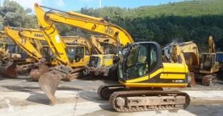 JCB JS130 escavadora de lagartas usada