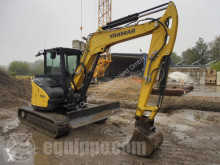 Yanmar VIO57-6A mini-excavator second-hand