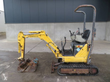 New Holland E9SR mini-excavator second-hand