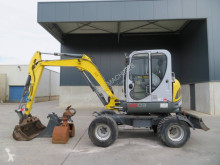 Neuson 6503 WD used wheel excavator
