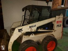 Bobcat 753 used mini excavator