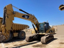 Excavadora Caterpillar 325 D LME excavadora de cadenas usada