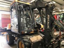 Excavadora excavadora de ruedas Mecalac 12 MXT