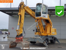 Excavadora Liebherr A316 excavadora de ruedas usada