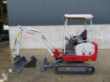 Takeuchi TB216 NEW mini escavatore usato