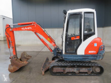 Kubota KX 61-3 mini-excavator second-hand