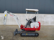 Takeuchi TB216 (unused) mini-excavator second-hand